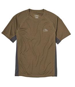 Men's Ridge Runner T-Shirt, Short-Sleeve Colorblock