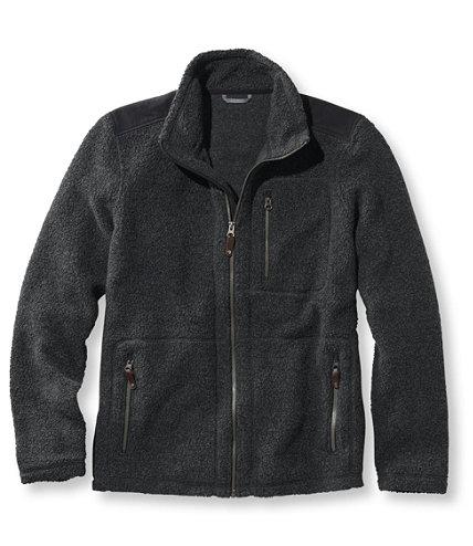 Guidepoint Wool Fleece Jacket Men's Regular | Free Shipping at ...