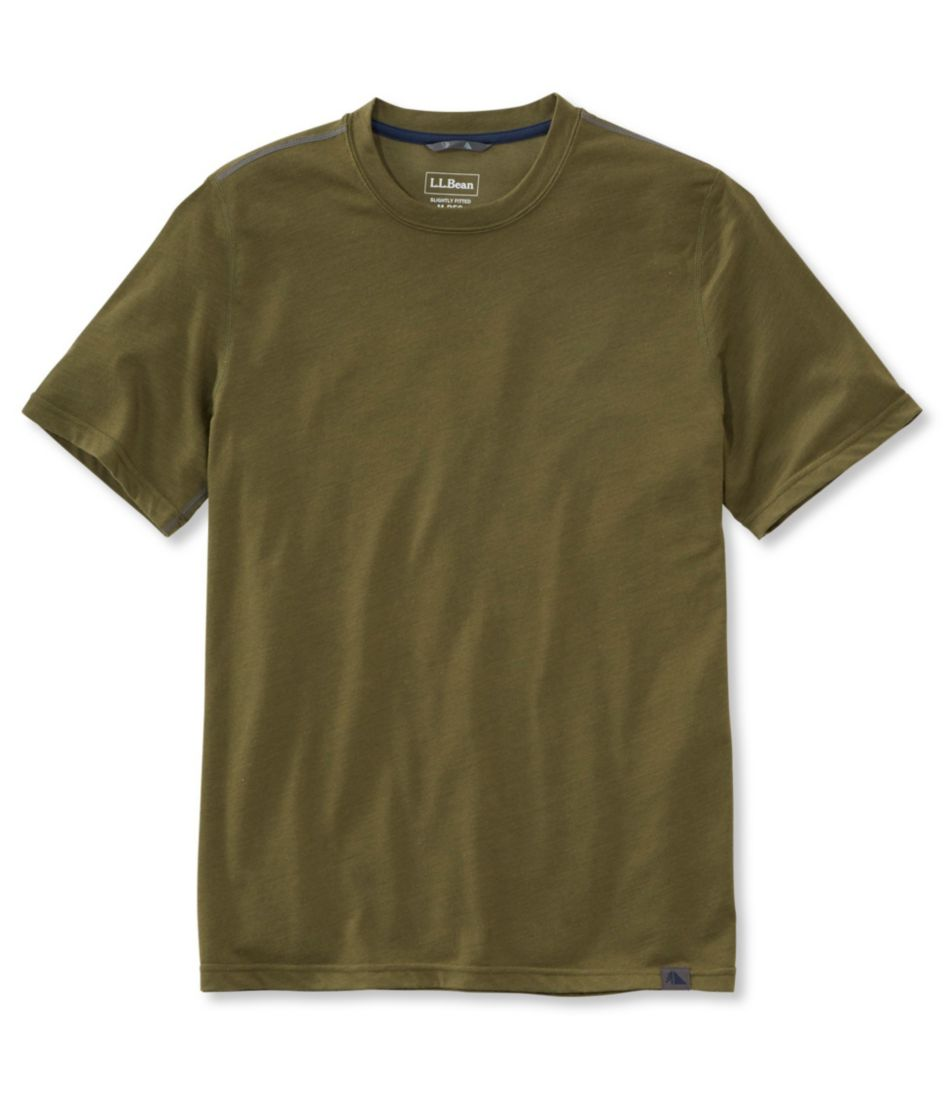 Base Camp Merino Blend T-Shirt