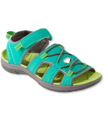 Girls' Cool Wave Sandals