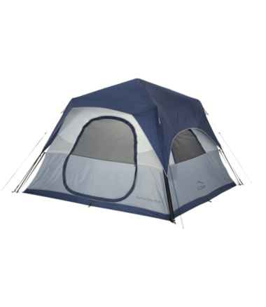 Bigelow Easy-Pitch 6-Person Folding Tent