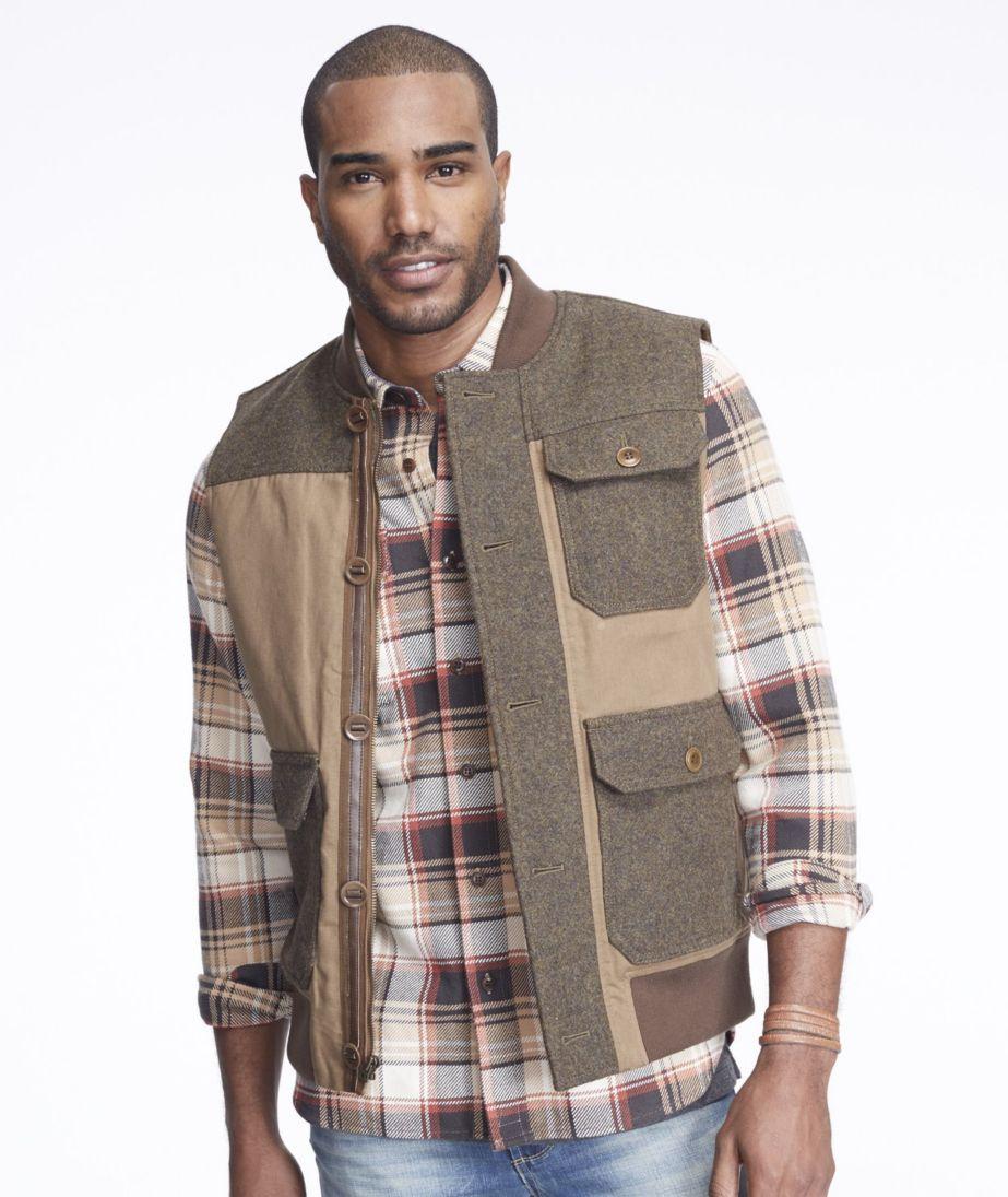 Signature Waxed-Canvas Vest