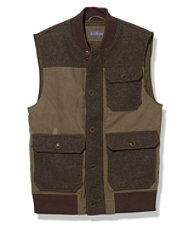 Signature Waxed-Canvas Vest