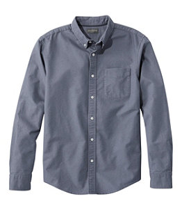 Men's Signature Washed Oxford Cloth Shirt