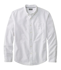 Men's Signature Washed Oxford Cloth Shirt