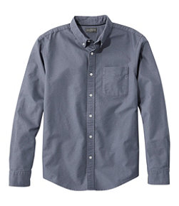 Signature Washed Oxford Cloth Shirt
