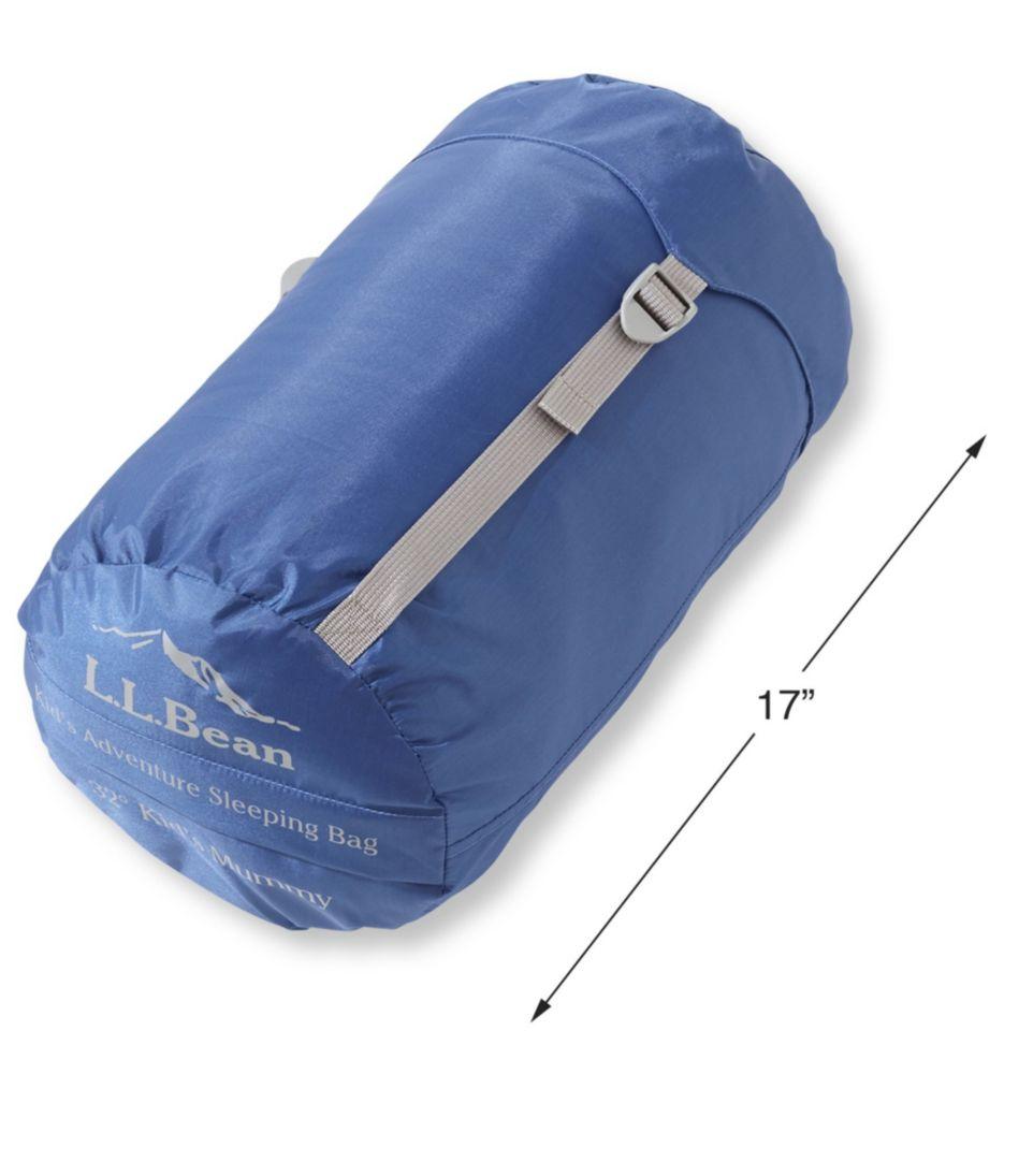 Kids' Adventure Sleeping Bag, 32°