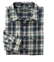 Signature Castine Flannel Shirt, Plaid