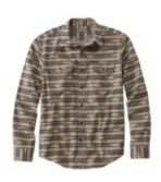 Men's Signature Castine Flannel Shirt, Stripe