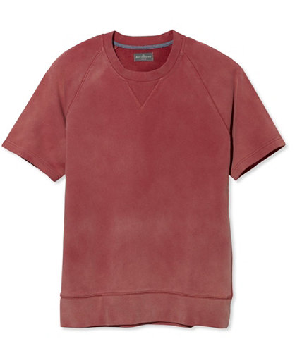 Signature Short Sleeve Sweatshirt | Free Shipping at L.L.Bean