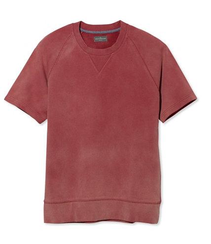 Signature Short Sleeve Sweatshirt | Free Shipping at L.L.Bean