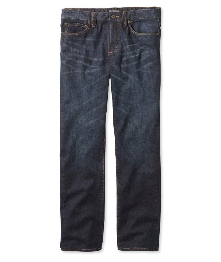 Signature 5-Pocket Jeans, Slim Straight