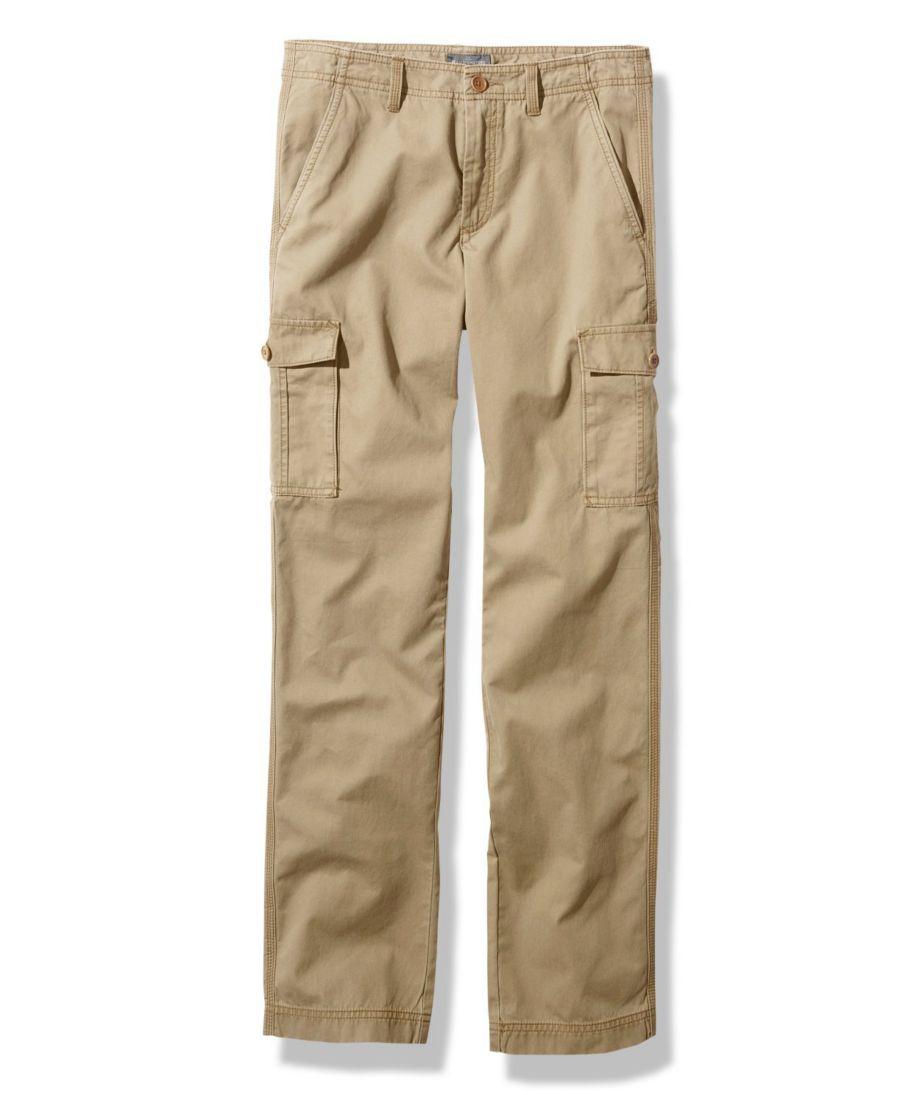 Men's Signature Cargo Pants, Slim Straight