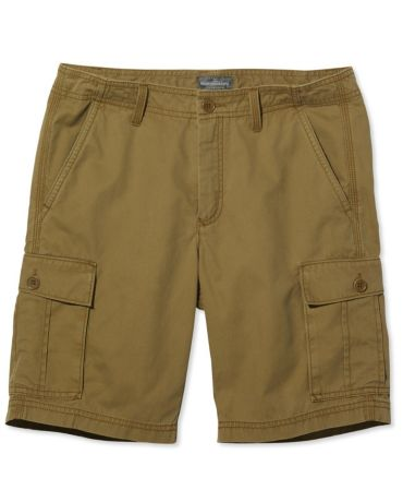 Signature Cargo Shorts, Slim Straight