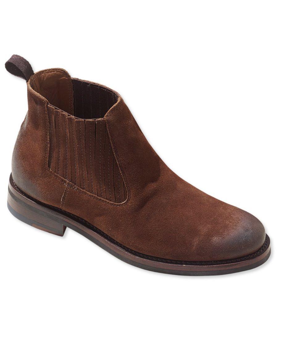 Signature Hawthorne Chelsea Boots, Suede