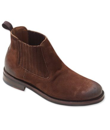Signature Hawthorne Chelsea Boots, Suede