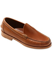 Signature Men's Handsewn Venetian Leather Loafers
