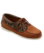 Signature Marshall Point Boat Shoes, Colorblock