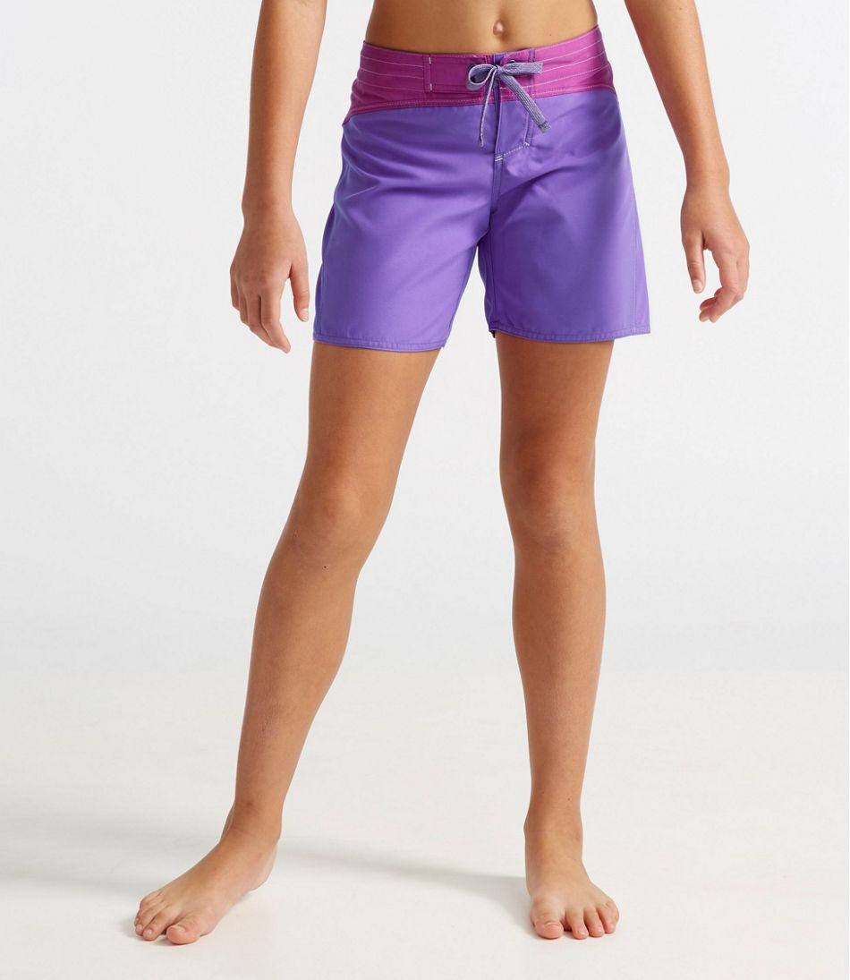 25fa77f946 Girls' Sun-and-Surf Shorts