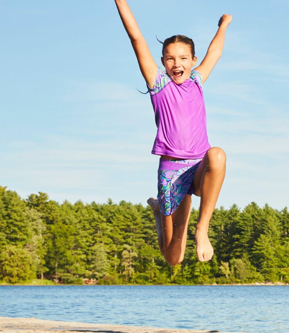 Girls' Wave Jumper Surf Shirt