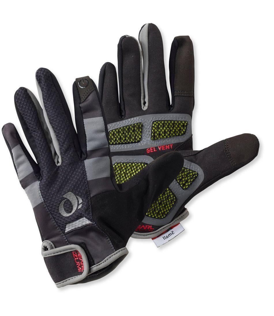 Men's Pearl Izumi P.R.O. Gel Vent Full-Finger Gloves