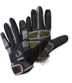 Men's Pearl Izumi P.R.O. Gel Vent Full-Finger Gloves