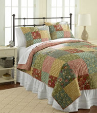 Floral Patchwork Quilt Collection