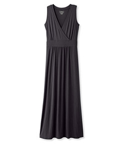 Women's Summer Knit Maxi Dress