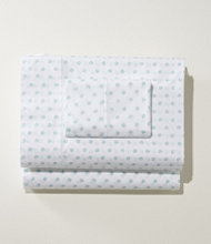 Warm Cotton HeatSmart Sheet Set, Dot