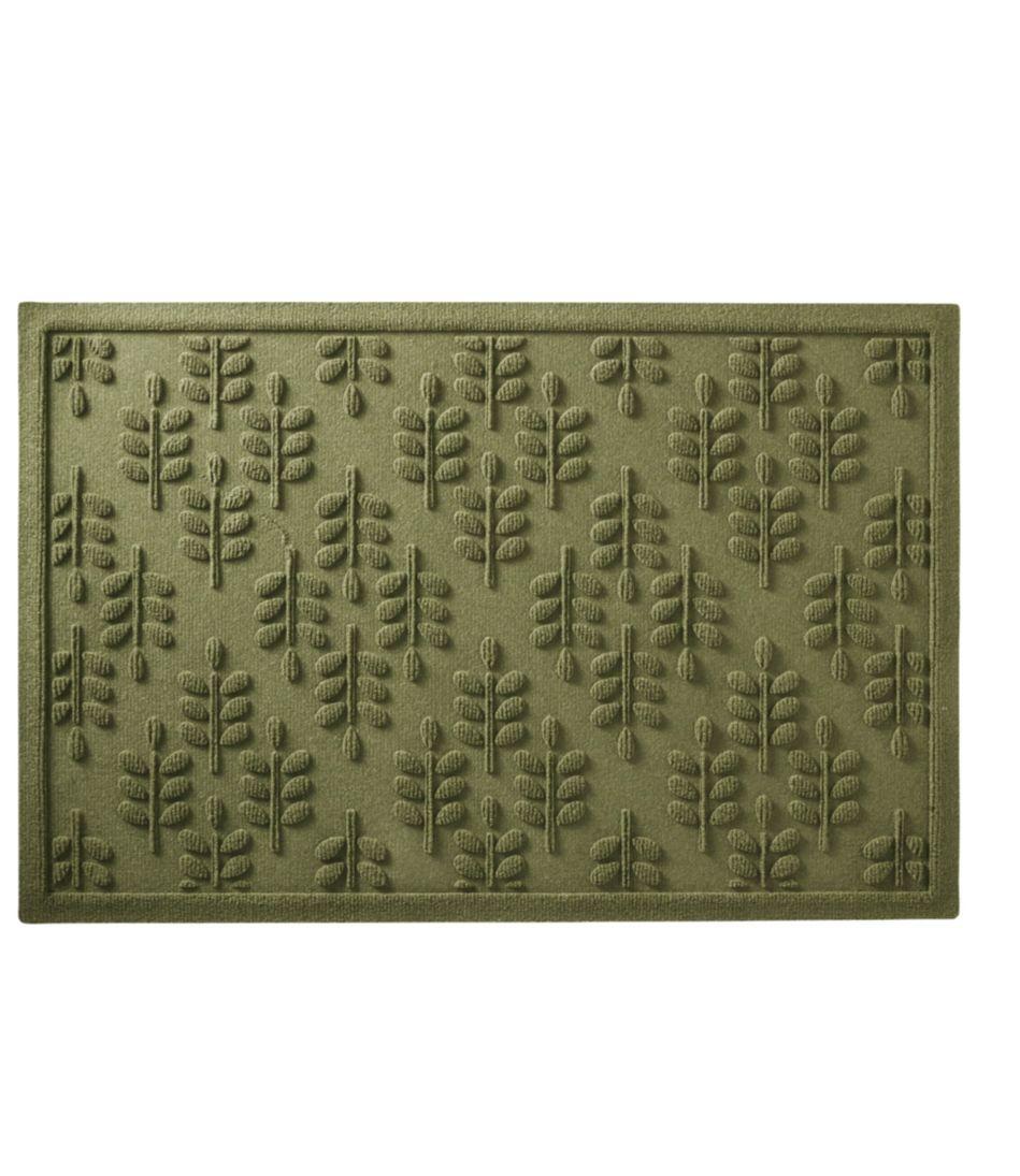 Waterhog Doormat, Twig Leaf