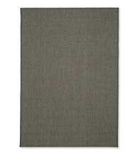 Weatherwise Indoor/Outdoor Rugs. Charcoal