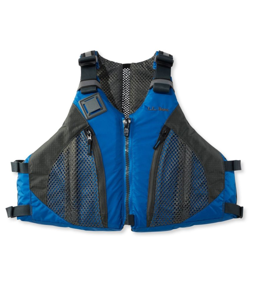 photo: L.L.Bean Comfort Back PFD life jacket/pfd
