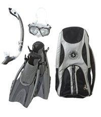 Adults' US Divers Snorkeling Set