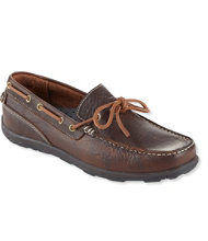 Men's Grand Lake Moccasins, One-Eye Bison