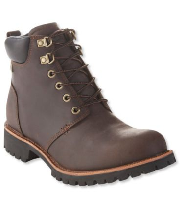 Sawduster Waterproof Work Boot, Plain Toe