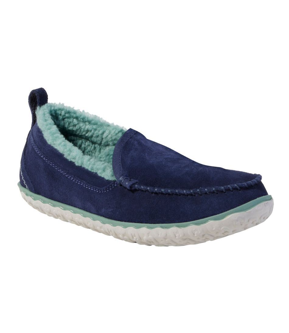 Women's Mountain Slippers, Moccasin