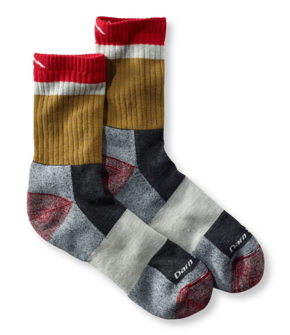 Darn Tough Socks, Micro-Crew Heady Stripe