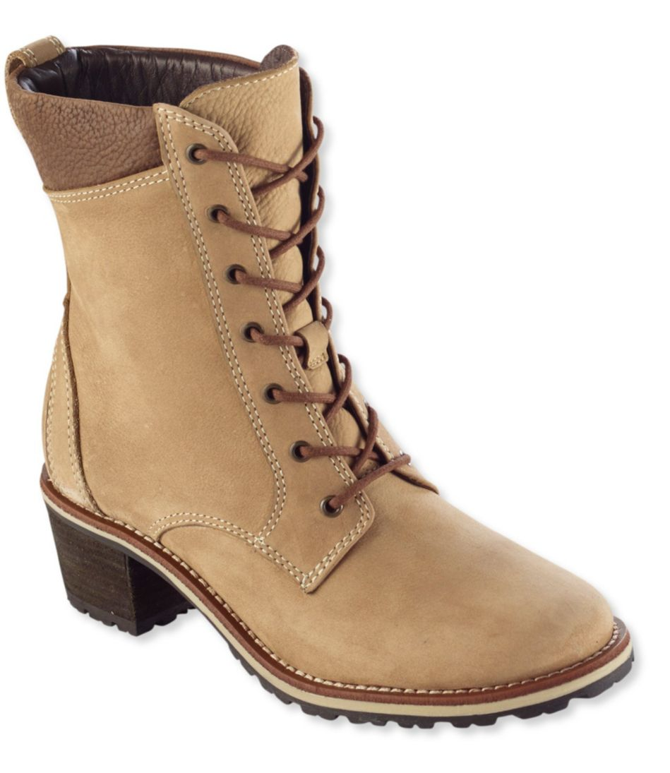 Women's Deerfield Boots, Mid-Lace,