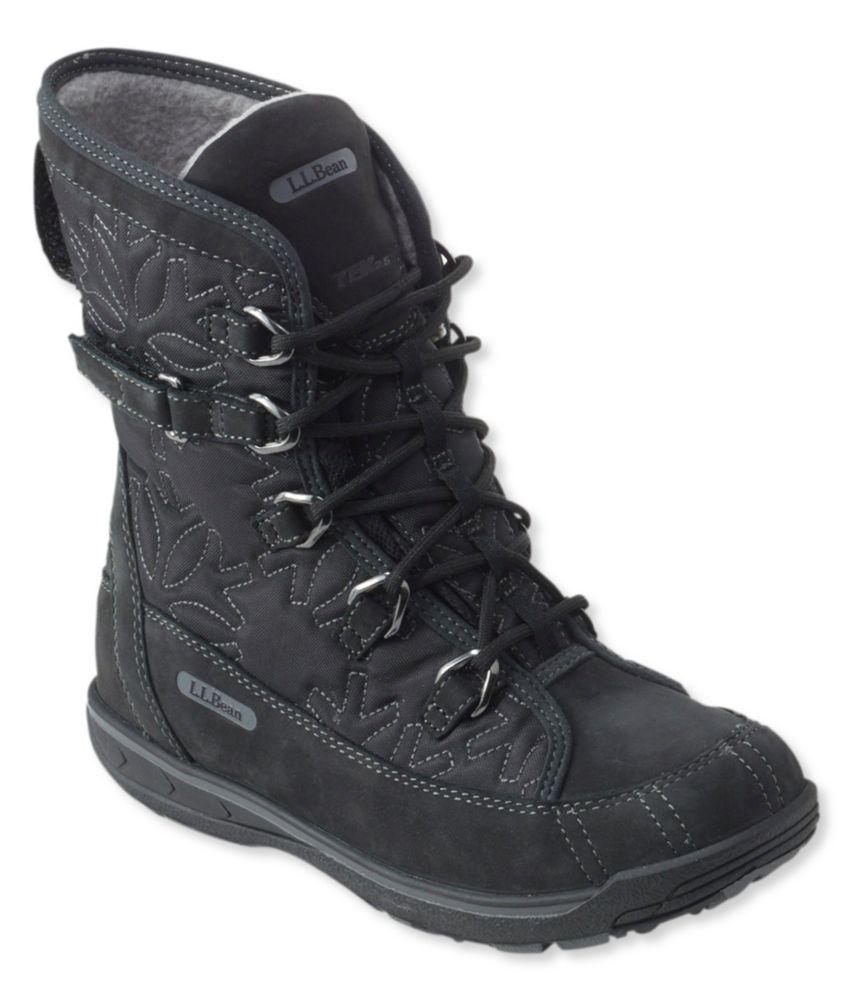 Boots waterproof womens snow