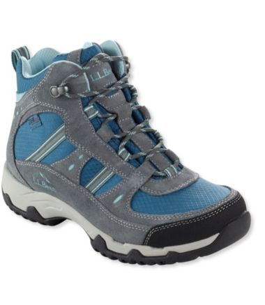 Women's Trail Model Waterproof Insulated Hiking Boots, Mid-Cut