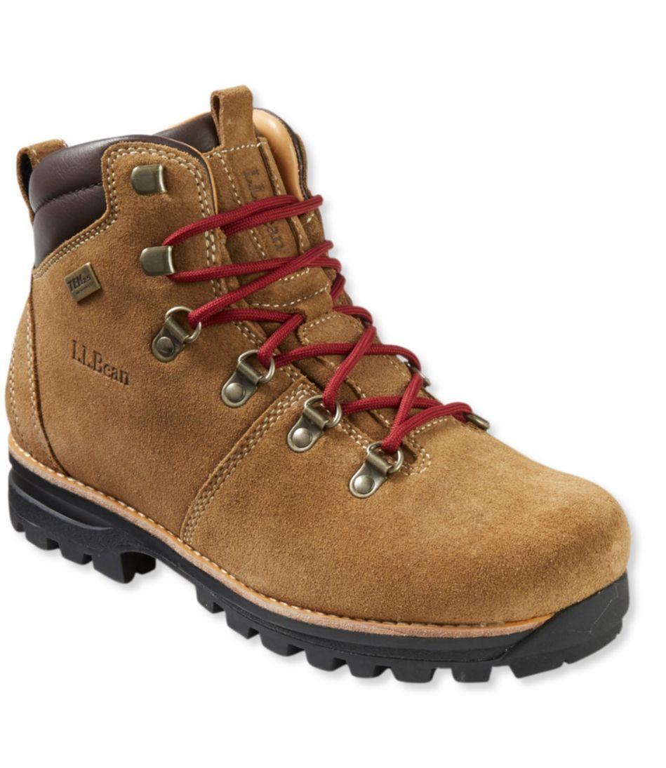 Women's Knife Edge Waterproof Hiking Boots, Suede