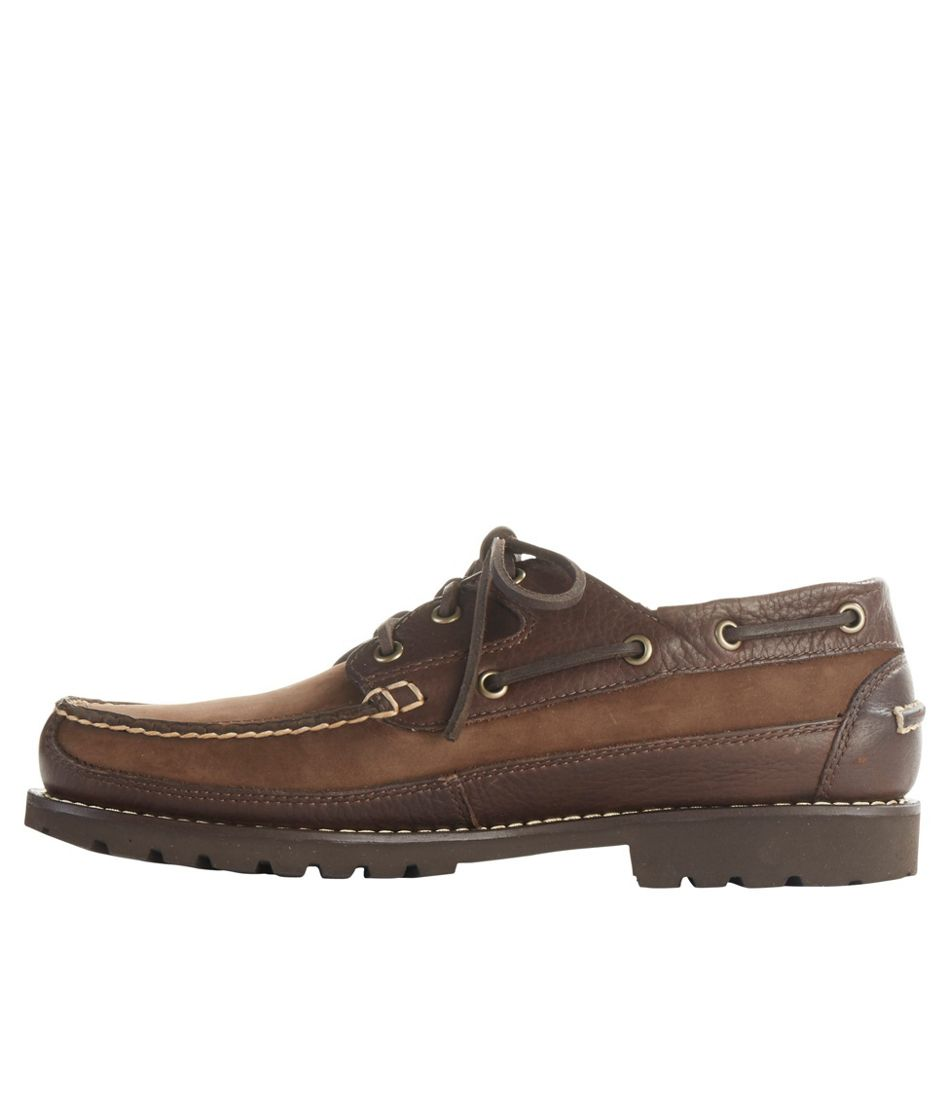 Men's Allagash Leather Handsewn Oxfords