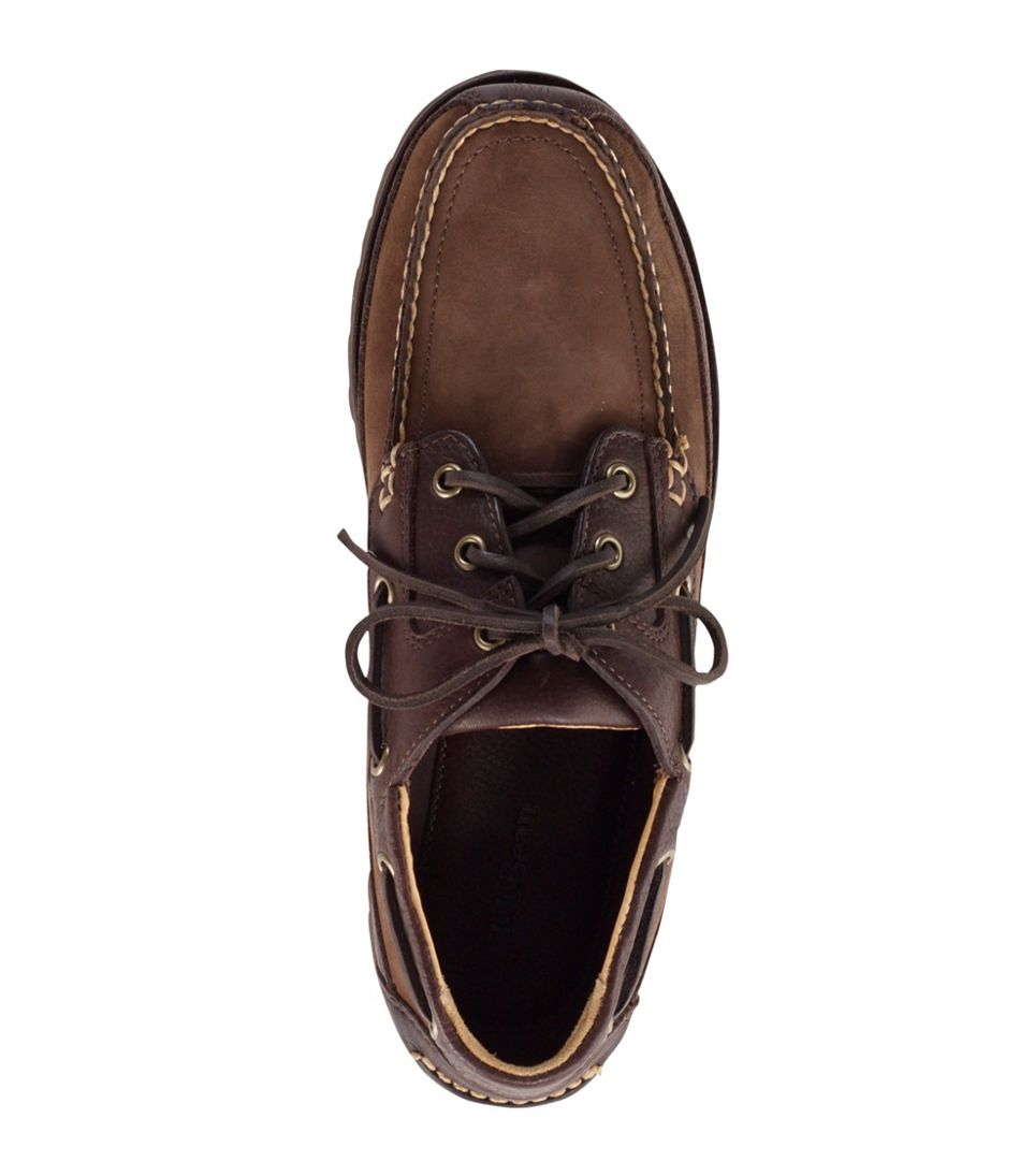 Men's Allagash Leather Handsewn Oxfords