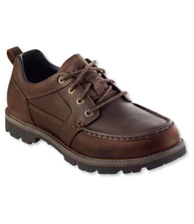 Men's East Point Rugged English Moc, Waterproof