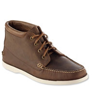 Men's Casco Bay Boat Mocs, Chukka