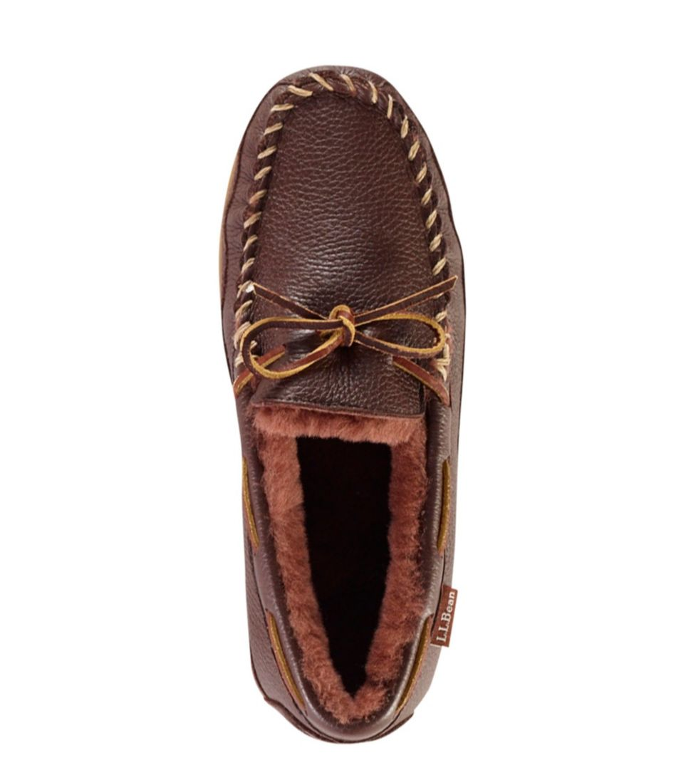 Men's Wicked Good® Moccasins, Moosehide