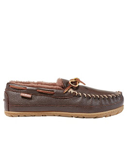 Men's Wicked Good Moccasins, Moosehide