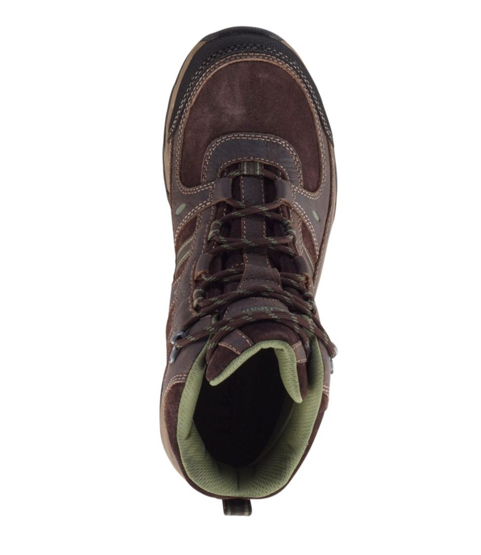 Men's Trail Model 4 Waterproof Hiking Boots, Leather/Suede