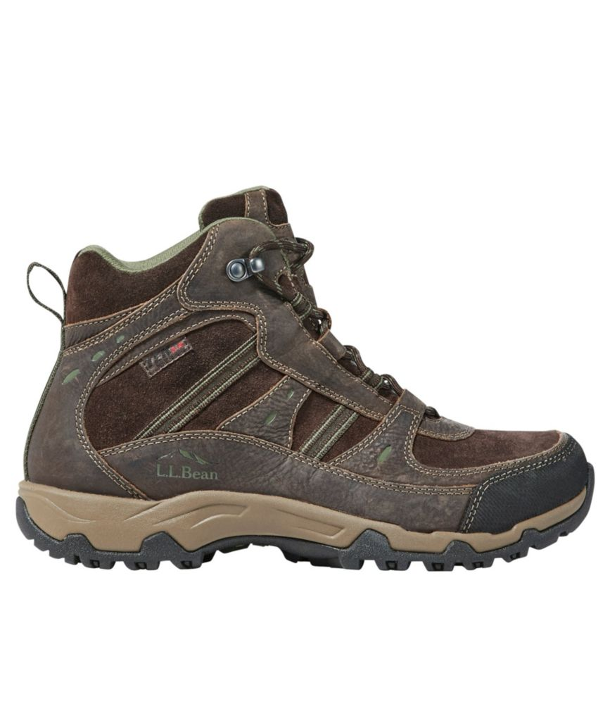 photo: L.L.Bean Men's Trail Model 4 Waterproof Hiking Boots