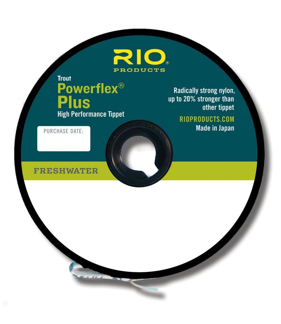 Rio Powerflex Plus Freshwater Tippet